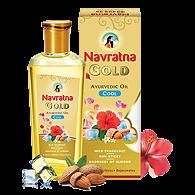 Navratna Gold Ayurvedic Oil