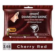 Diamond Shine 3.66 Cherry Red