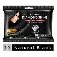 Diamond Shine 1.0 Natural Black