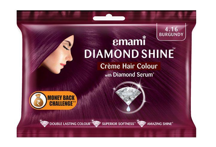 Diamond Shine 4.16 Burgundy