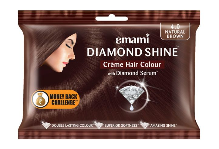Diamond Shine 4.0 Natural Brown