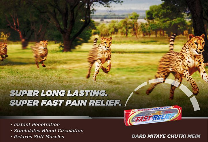 Fast Relief Pain Relief Ointment