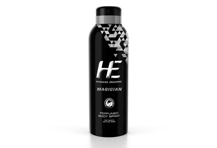 HE Deodorants