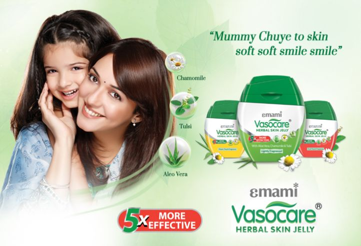 Vasocare Herbal Petroleum Jelly