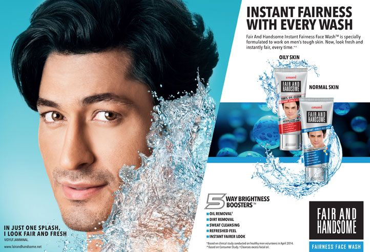 Fair and Handsome Instant Fairness Face Wash