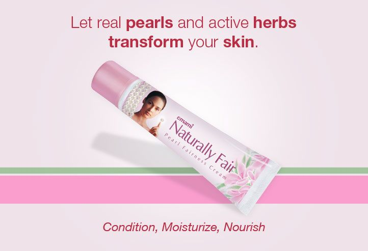 Emami Naturally Fair Herbal Fairness Cream