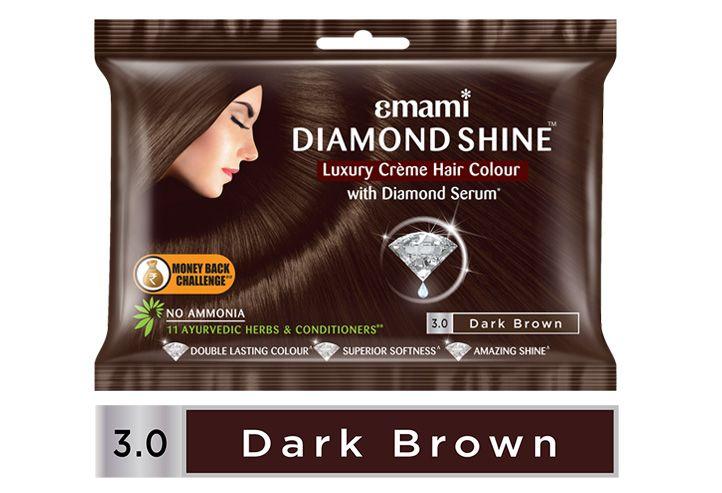Diamond Shine 3.0 Dark Brown