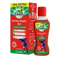 Zandu Ortho Vedic Oil